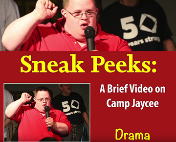 Drama at Camp Jaycee